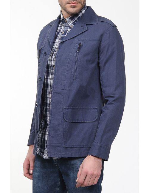 A.P.C. | Мужская Синяя Куртка