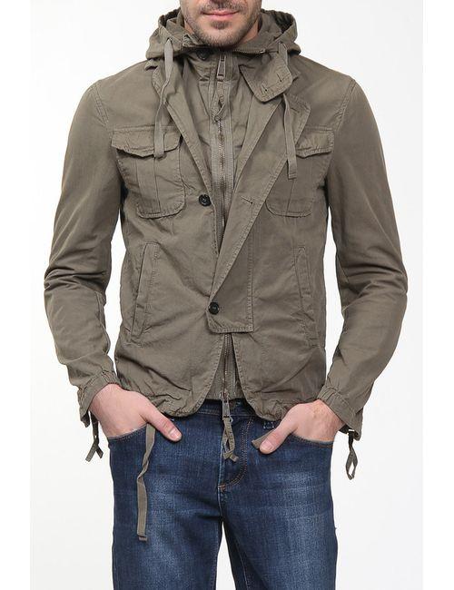 Dsquared2 | Мужская Зелёная Куртка
