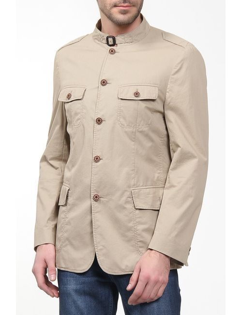 Hugo Boss Black Label | Мужская Многоцветная Куртка