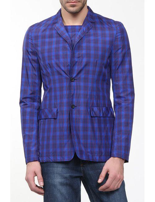 Raf Simons | Мужская Синяя Куртка