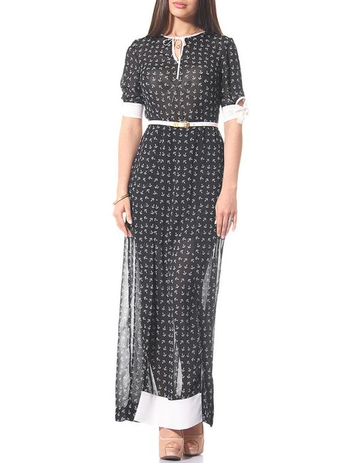 Evercode   Женское Чёрное Платье