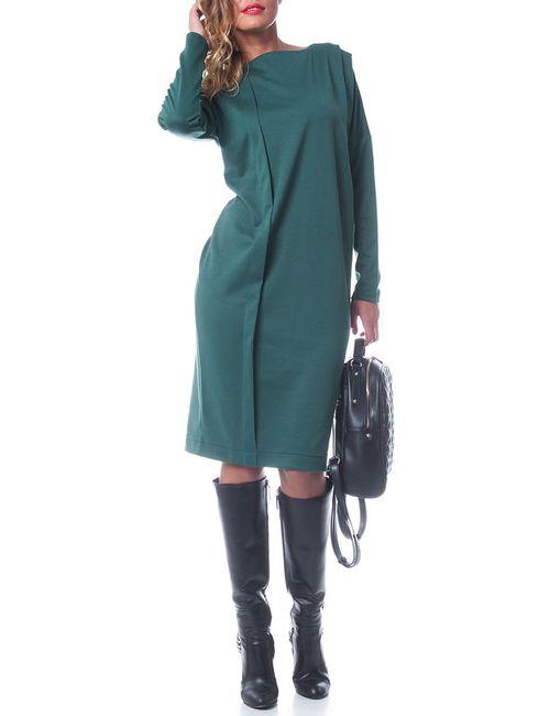 Evercode | Женское Зелёное Платье