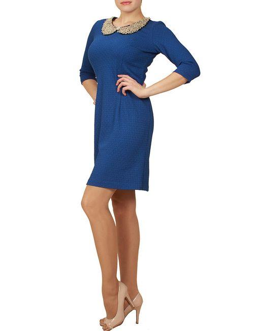 Mankato | Женское Синее Платье