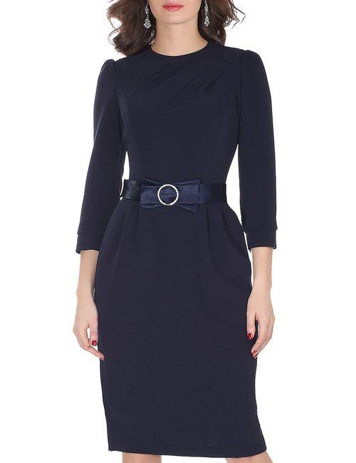 Olivegrey | Женское Синее Платье