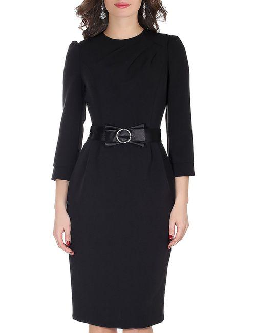 Olivegrey | Женское Черный Платье