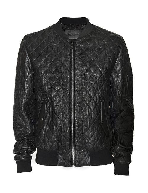 Dolce & Gabbana   Мужская Чёрная Куртка