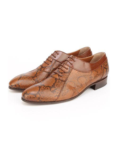 Bouton | Мужские Коричневые Туфли
