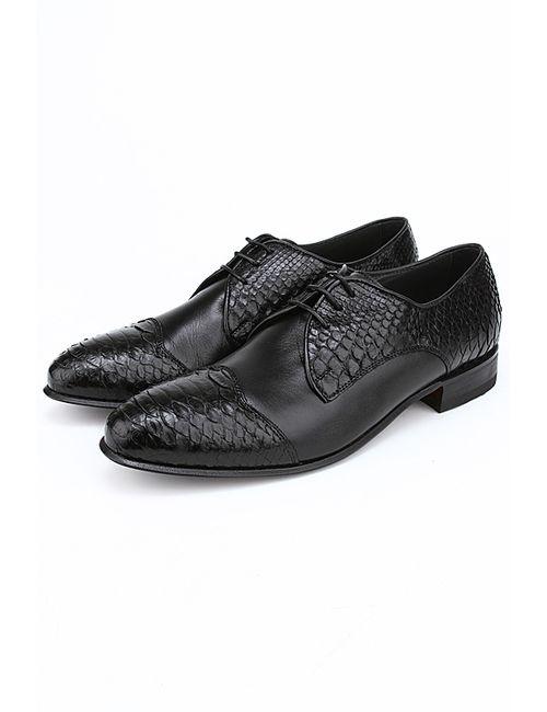 Bouton | Мужские Чёрные Туфли
