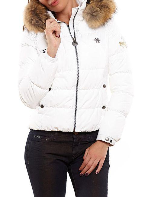 Nickelson | Женская Белая Куртка