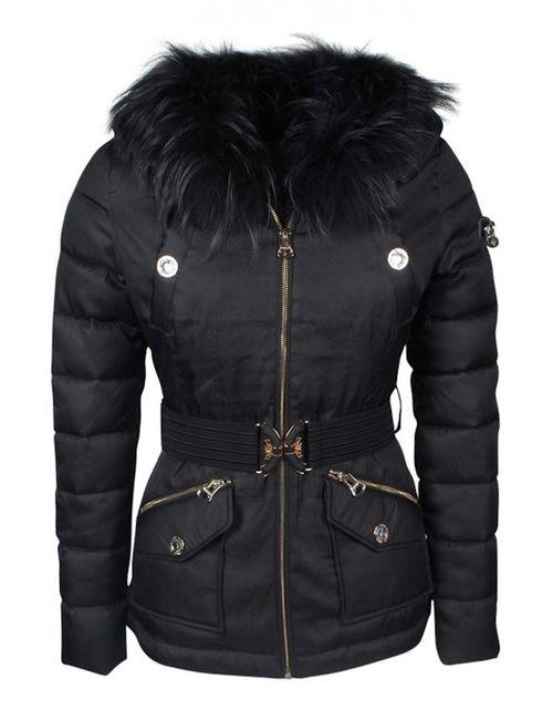 Nickelson | Женская Чёрная Куртка