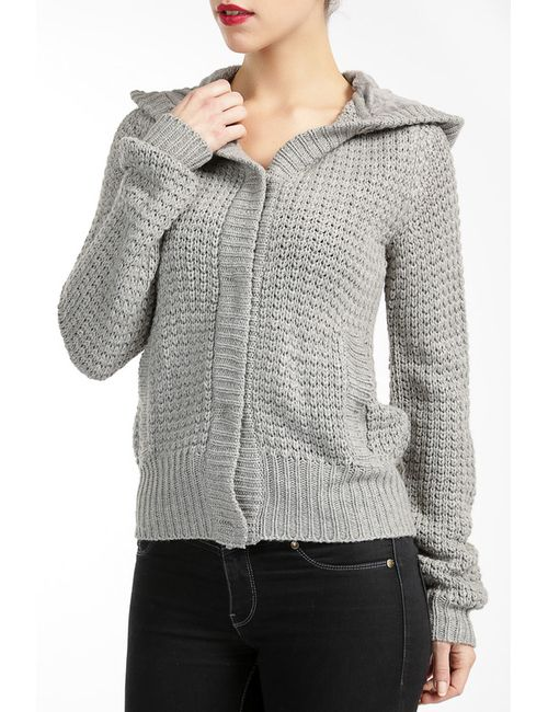 Lea Fashion | Женский Серый Свитер
