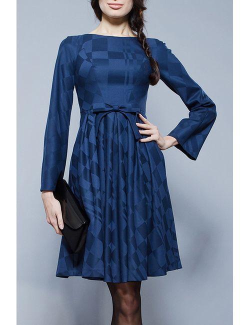 BGL   Женское Синее Платье