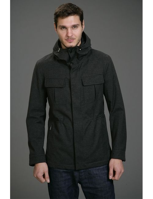 Giorgio Armani   Мужская Серая Куртка