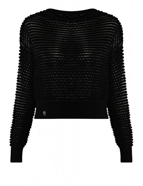 Philipp Plein | Женский Чёрный Пуловер
