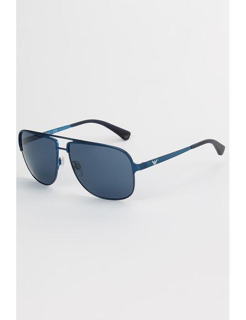 Emporio Armani | Мужские Многоцветные Очки Солнцезащитные