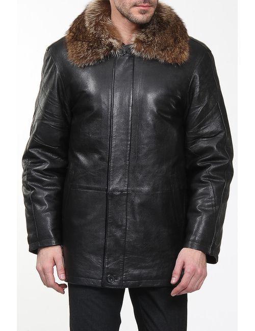 DING_FULANG | Мужская Чёрная Куртка