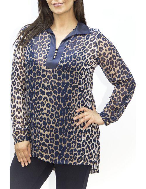 Exline   Женская Многоцветная Блузка