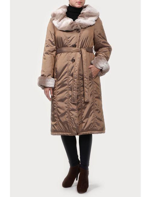 Амулет | Женское Бежевое Пальто