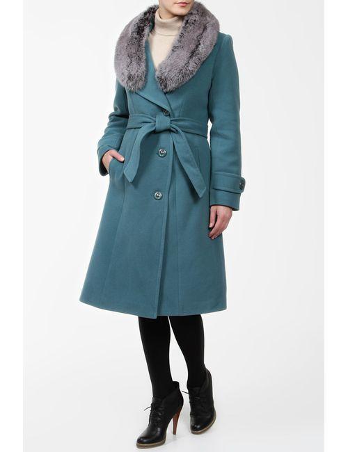 Фортуна | Женское Зелёное Пальто
