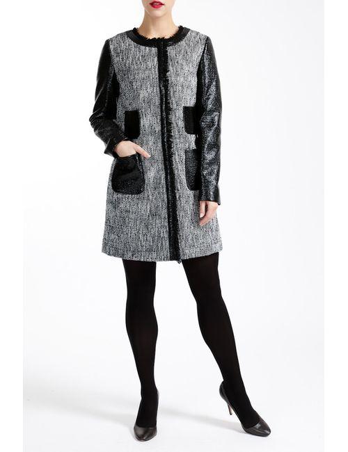 Paola Collection | Женское Черный Пальто