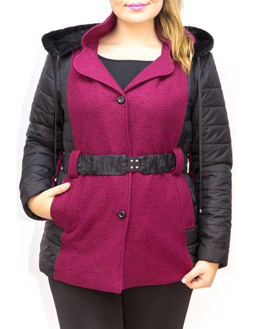 Exline | Женская Фиолетовая Куртка