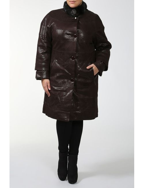 Amazone | Женская Коричневая Куртка