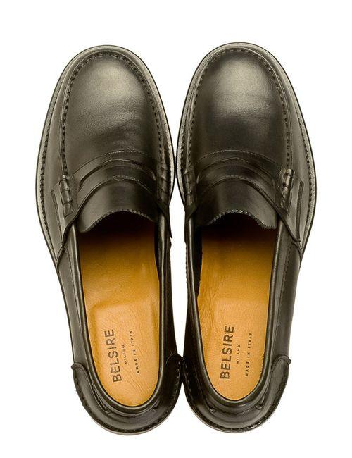 BELSIRE MILANO | Мужские Чёрные Ботинки