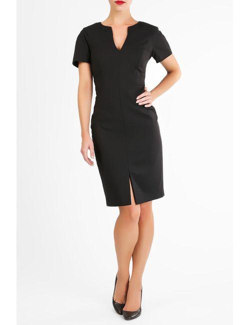 Pinko | Женское Чёрное Платье