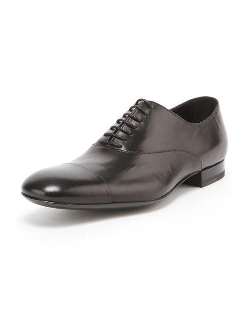 Saint Laurent | Мужские Чёрные Туфли