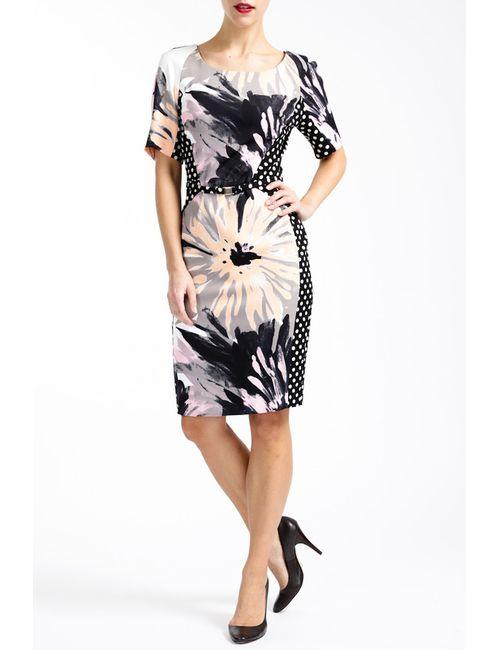 Paola Collection | Женское Многоцветное Платье