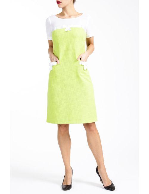Paola Collection | Женское Белое Платье