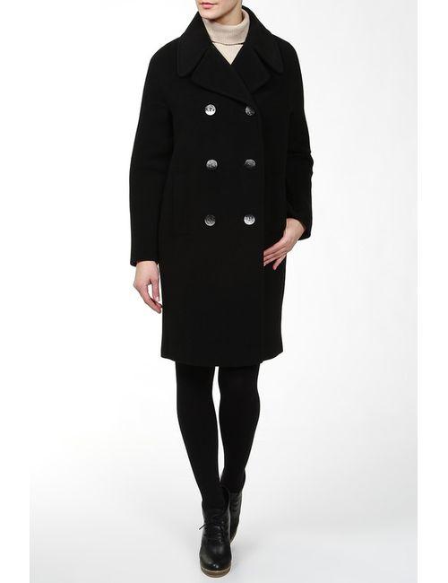 Фортуна | Женское Чёрное Пальто