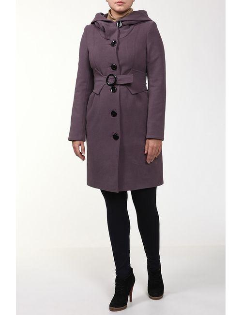 Фортуна | Женское Коричневое Пальто