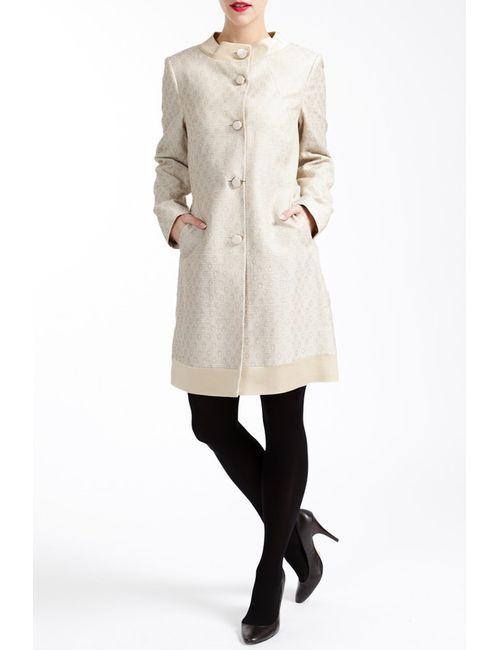 Paola Collection | Женское Бежевое Пальто