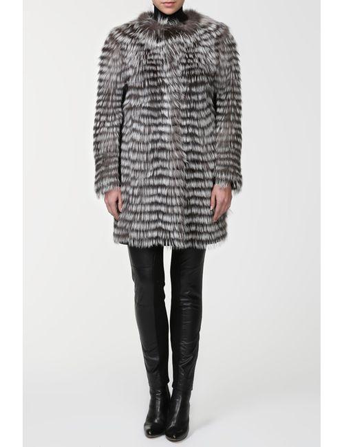 DSA | Женское Серебряное Пальто
