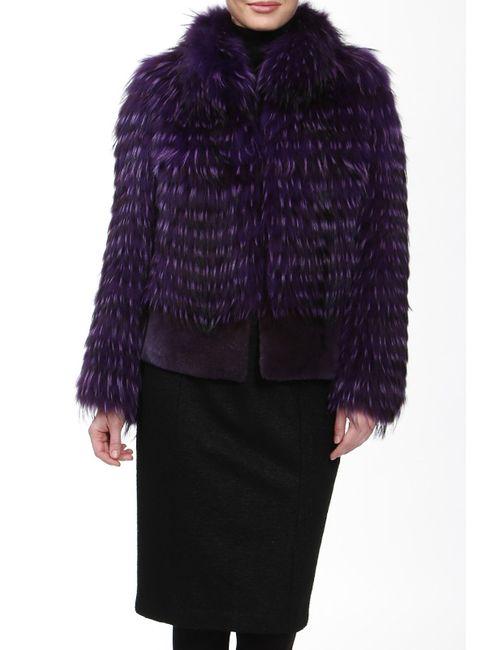 DSA | Женская Фиолетовая Куртка