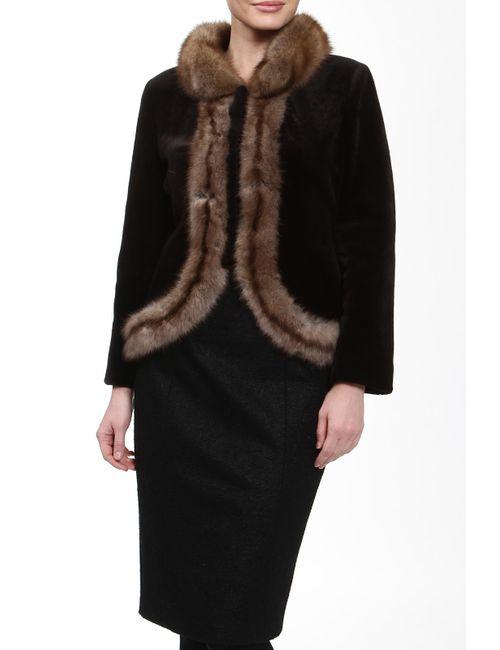 DSA | Женская Коричневая Куртка