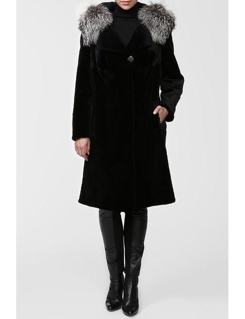 DSA | Женское Чёрное Пальто