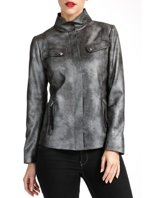 Paola Collection | Женская Серая Куртка
