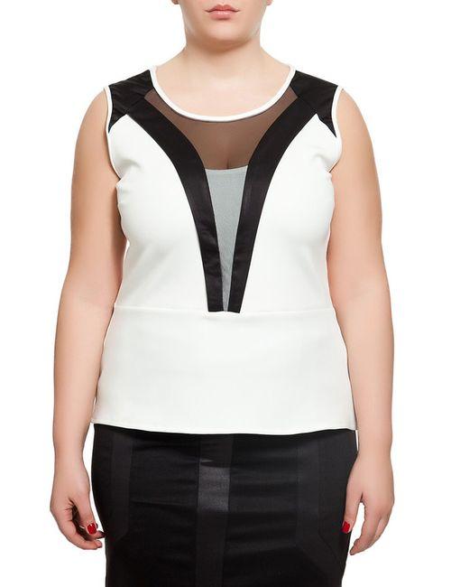 Exline | Женская Белая Блузка