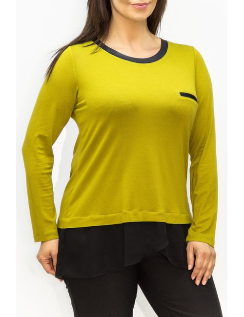 Exline | Женская Жёлтая Блузка