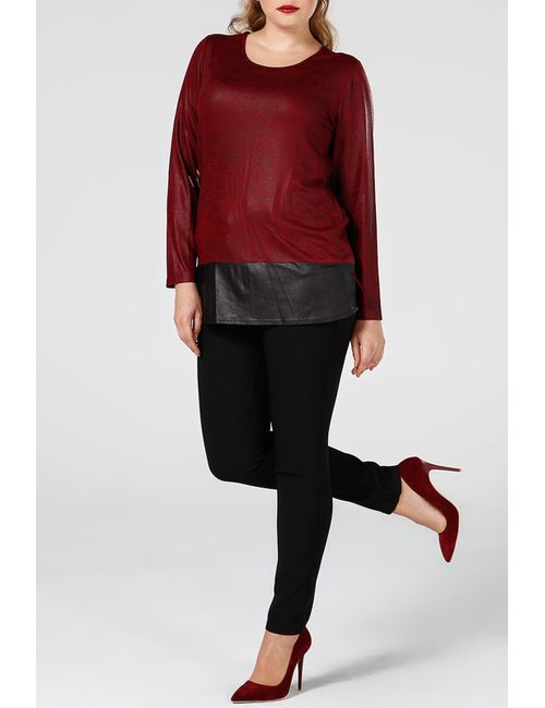 Exline | Женская Красная Блузка
