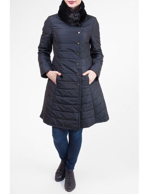 Borbonese | Женское Чёрное Пальто