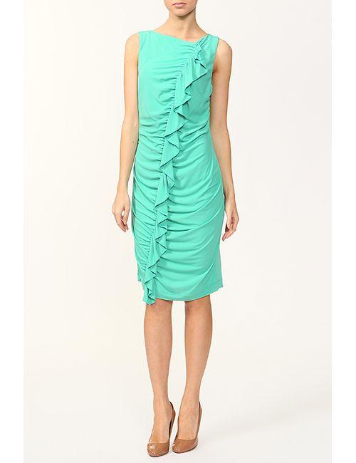 Love Moschino   Женское Зелёное Платье