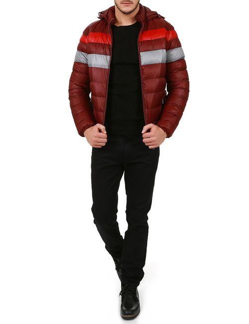 LET'S GO | Мужская Красная Куртка