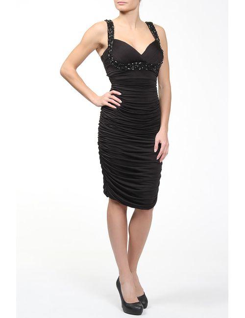 Groupe Js | Женское Чёрное Платье