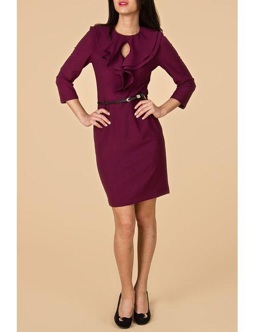 Kristina | Женское Фиолетовое Платье Трейси