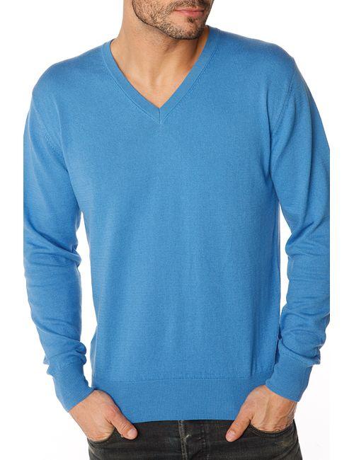 Gazoil | Мужской Синий Пуловер