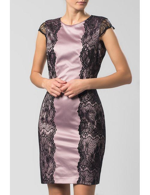 Sassofono Club | Женское Фиолетовое Платье