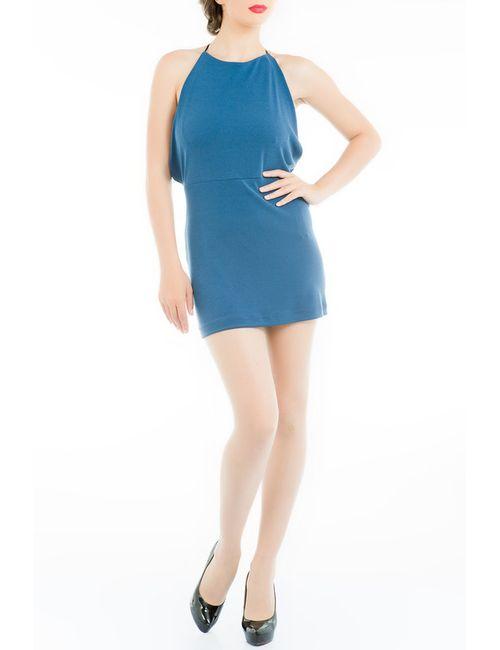 Tsurpal | Женское Синее Платье